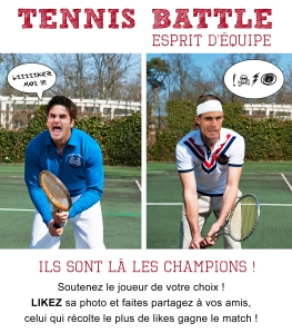 Tennis Battle