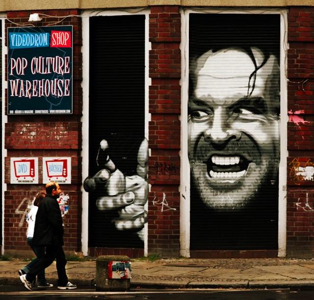 street art film Nicholson