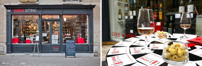 wine-sitting boutique auteuil