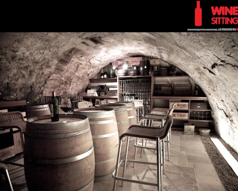 wine-sitting cave rue de Beaune
