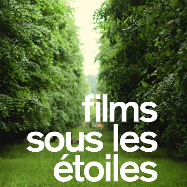 Films sous les toiles au domaine de saint cloud - Linge sous les etoiles ...